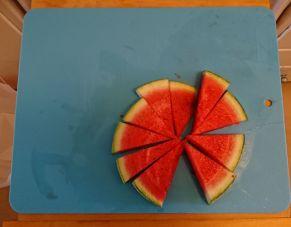 Melonklyftor red